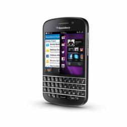 گوشی موبایل بلک بری مدل BlackBerry Q10-3G