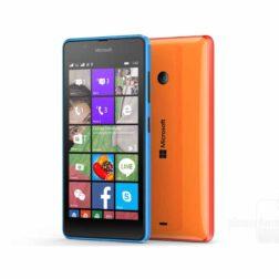گوشی موبایل مایکروسافت مدل Microsoft Lumia 540 Dual SIM ظرفیت 8 گیگابایت دو سیم کارت
