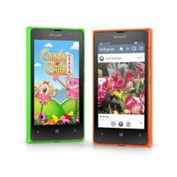 گوشی موبایل مایکروسافت مدل Microsoft Lumia 532-Dual ظرفیت 8 گیگابایت دو سیم کارت