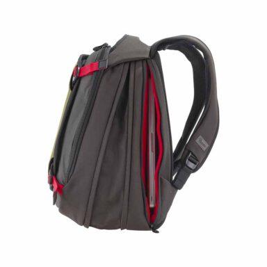 کوله پشتی لپ تاپ کرامپلر مدل (خاکی/طوسی) - Dry Red NO.5 با کد DR5002-G14150 9 رادک