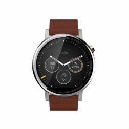 ساعت هوشمند موتورولا مدل (Motorola Moto 360 (2nd Gen