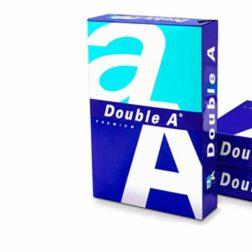 کاغذ A4-DOUBLE A
