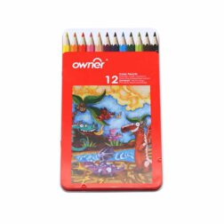 مداد رنگی 12 رنگ اونر کد141712