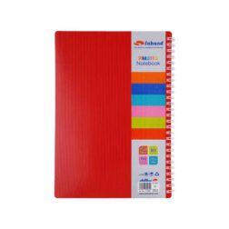 دفتر وزیری ۶۰ برگ استریپ۱۱۷۰۶R- رنگ قرمز