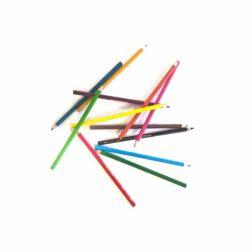 مداد رنگی 12 رنگ دایناسور