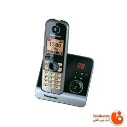 گوشی تلفن بی سیم پاناسونیک -مدل KX-TG6721