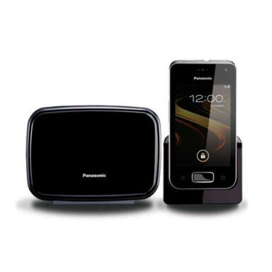 گوشی تلفن بی سیم پاناسونیک-مدل KX-PRX110 1 رادک