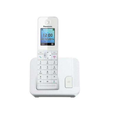 گوشی تلفن بی سیم پاناسونیک-مدل KX-TGH210 1 رادک