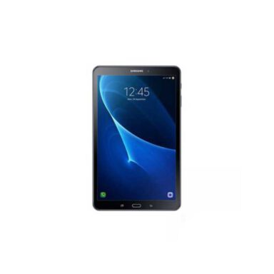 تبلت سامسونگ مدل Samsung Galaxy Tab A 10.1(2016)-T585-4G یک سیم کارت ظرفیت 16 گیگابایت 1 رادک