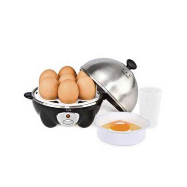 تخم مرغ پز درب استیل پارس خزر مدل egg morninig 1 رادک