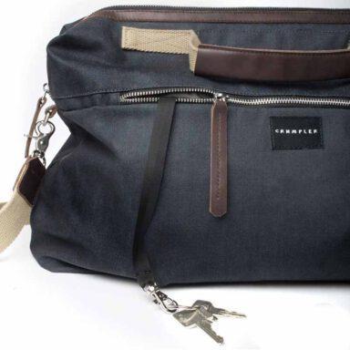 کیف دستی لپ تاپ کرامپلر مدل Crumpler BETTY BLUE BUSINESS 12 رادک