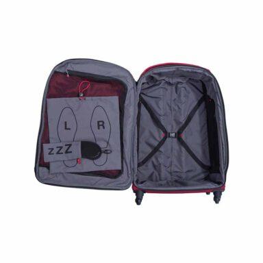 چمدان (مخصوص تحویل بار) کرامپلر مدل Crumpler DRY RED NO 11 11 رادک