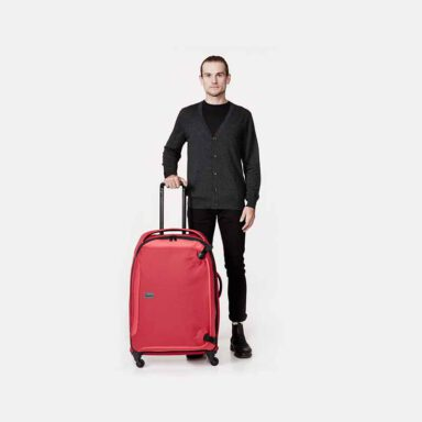 چمدان (مخصوص تحویل بار) کرامپلر مدل Crumpler DRY RED NO 11 7 رادک