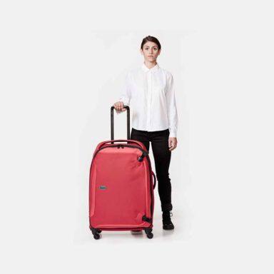 چمدان (مخصوص تحویل بار) کرامپلر مدل Crumpler DRY RED NO 11 9 رادک
