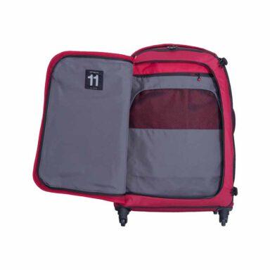 چمدان (مخصوص تحویل بار) کرامپلر مدل Crumpler DRY RED NO 11 3 رادک