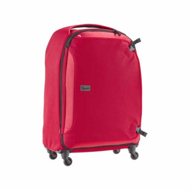 چمدان (مخصوص تحویل بار) کرامپلر مدل Crumpler DRY RED NO 11 4 رادک