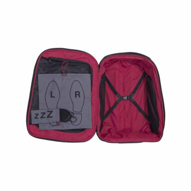 چمدان (مخصوص تحویل بار) کرامپلر مدل Crumpler DRY RED NO 12- قرمز 6 رادک