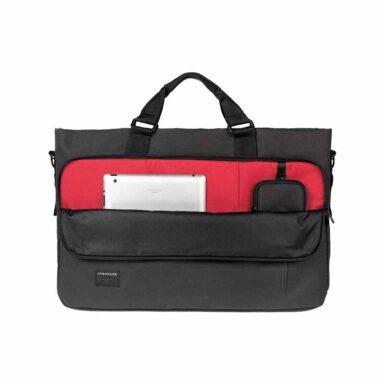 کیف لپ تاپ کرامپلر مدل Crumpler MILESTONE-BRIEFCASE-L (رنگ نوک مدادی) کد MMA001-X01150 8 رادک