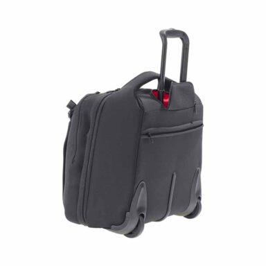 کیف لپ تاپ چرخدار کرامپلر مدل Crumpler DRY RED NO 9 - مشکی 13 رادک