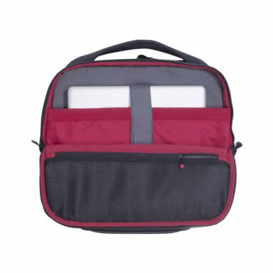 کیف لپ تاپ چرخدار کرامپلر مدل Crumpler DRY RED NO 9 - مشکی 14 رادک