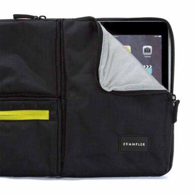 کیف لپ تاپ کرامپلر مدل The Geek Elite 13 7 رادک
