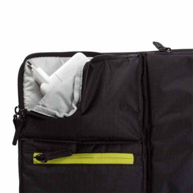 کیف لپ تاپ کرامپلر مدل The Geek Elite 13 5 رادک