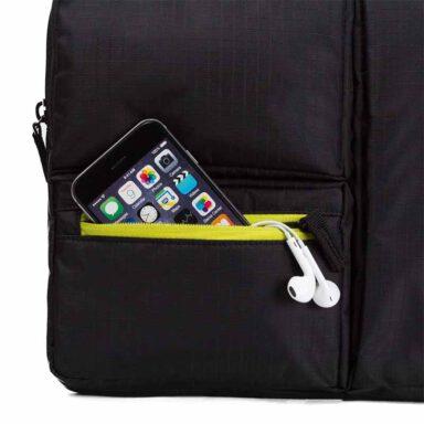 کیف لپ تاپ کرامپلر مدل The Geek Elite 13 8 رادک