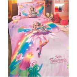 لحاف تک نوجوان طرح باربی رنگین کمان B.Rainbow پانو رانفرس