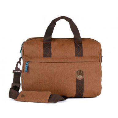 خرید آنلاین کیف دستی لپ تاپ اس تی ام مدل STM JUDGE 15 inch Desert Brown - رنگ قهوه ای | فروشگاه اینترنتی Radek - لذت خرید آنلاین - radek.ir