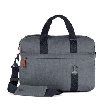 خرید آنلاین کیف دستی لپ تاپ اس تی ام (STM) مدل JUDGE 15 inch - رنگ طوسی روشن   فروشگاه اینترنتی Radek - لذت خرید آنلاین - radek.ir