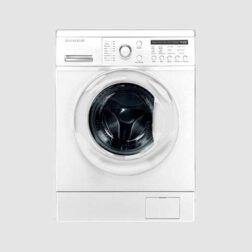 ماشین لباس شویی دوو مدل Daewoo DWK-82141 White Door با ظرفیت ۸ کیلوگرم