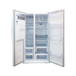 یخچال فریزر ساید بای ساید الکترواستیل مدل ES51 با یخساز اتوماتیک-سفیدچرم