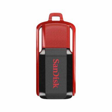 فلش مموری سن دیسک مدل Cruzer Switch USB FLASH DRIVE ظرفیت ۱۶ گیگابایت 1 رادک