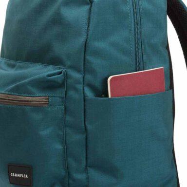 کوله پشتی لپ تاپ کرامپلر مدل Crumpler DOUBLE LUX BACKPACK 7 رادک
