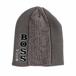 کلاه بافتنی مردانه مدل BOSS