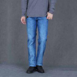 شلوار جین مردانه یزدباف کد ۰۱۲۱۲۲