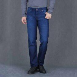 شلوار جین مردانه یزدباف کد ۰۱۲۱۳۱