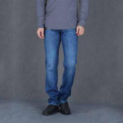 شلوار جین مردانه یزدباف کد ۰۱۵۱۲۲