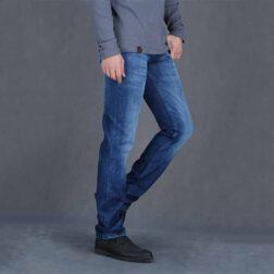 شلوار جین مردانه یزدباف کد ۰۱۶۱۲۳