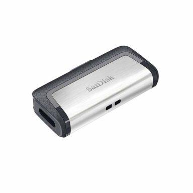 فلش مموری سن دیسک مدل Ultra Dual Drive 3.1 Type C ظرفیت ۱۶ گیگابایت 4 رادک
