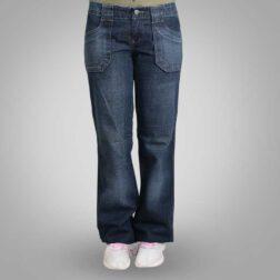 شلوار جین زنانه Madoc کد 012123