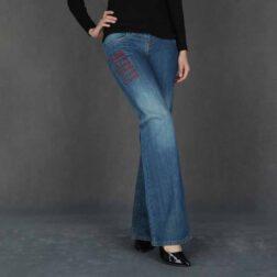 شلوار جین زنانه Madoc کد 005122