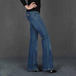شلوار جین زنانه Madoc کد 013122