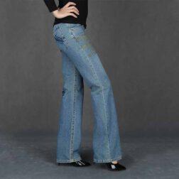 شلوار جین زنانه Madoc کد 005121