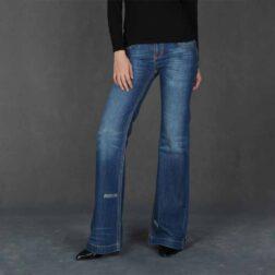 شلوار جین زنانه Madoc کد ۰۰۶۱۲۳