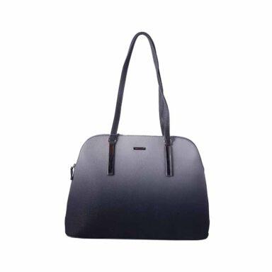 کیف دستی زنانه دیوید جونز David Jones مدل 3-5573 رنگ مشکی 1 رادک