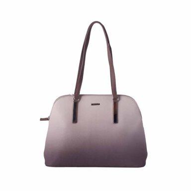 کیف دستی زنانه دیوید جونز David Jones مدل 3-5573 رنگ کرم 1 رادک