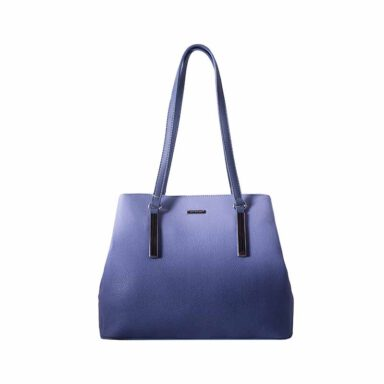 کیف دستی زنانه دیوید جونز david jones مدل 4-5573 رنگ آبی 1 رادک