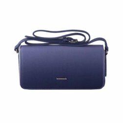 کیف رودوشی زنانه دیوید جونز David Jones مدل ۲-۵۵۷۳ رنگ آبی 2 رادک
