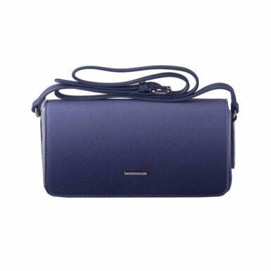 کیف رودوشی زنانه دیوید جونز David Jones مدل ۲-۵۵۷۳ رنگ آبی 1 رادک